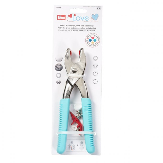 Pince Vario Prym love +outils